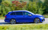 2 Volkswagen Golf R Estate 2021 first drive review hero side