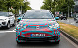 Volkswagen ID 3 2020 prototype review - hero nose