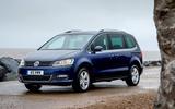Volkswagen Sharan - static front