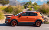 Volkswagen T-Cross 2019 first drive review - hero side