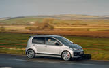 Volkswagen Up GTI 2020 UK first drive review - hero side