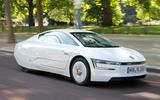 Volkswagen XL1 - front