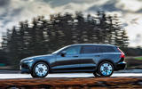 Volvo V60 Cross Country 2019 UK first drive review - hero side