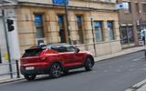 Volvo XC40 2018 long-term review - hero rear