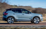 Volvo XC40 Recharge T5 2020 first drive review - hero side