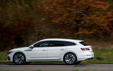 Volkswagen Arteon Shooting Brake eHybrid 2020 first drive review - hero side