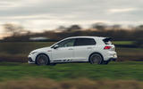 2 VW Golf GTI Clubsport 2021 UK first drive review hero side