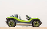 Volkswagen ID Buggy concept first drive - static side
