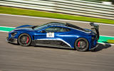 Zenvo TSR-S 2019 first drive review - hero side