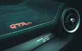 20 Alfa Romeo GTAm 2021 UK LHD fd interior trim