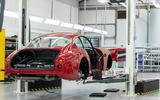 Aston Martin DB4 Zagato Continuation 2019 first drive review - factory