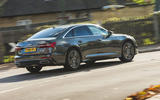 Audi A6 2018 long-term review - on the road rear