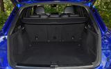 20 Audi SQ5 TDI 2021 UK FD boot