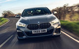 BMW 2 Series Gran Coupe M235i 2020 UK first drive review - on the road nose