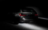 BMW M3 Touring - rear