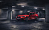 BMW M5 Competition 2020 UK first drive review - static