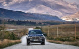 BMW X7 2019 first drive review - on the road dust