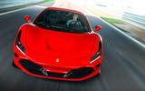 Ferrari F8 Tributo 2019 first drive review - James Disdale driving