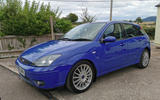 Ford Focus ST 170 - front