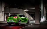 Ford Puma ST 2020 UK first drive review - static rear