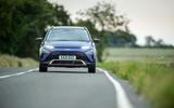 20 Hyundai Bayon 2021 UK FD on road nose