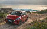 Hyundai i10 2020 first drive review - static front
