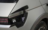 20 Hyundai Ioniq 5 2021 FD Norway plates charging port