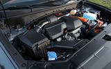 Hyundai Tucson 2020 UK first drive review - engine