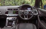 Jaguar I-Pace 2018 - dashboard