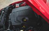 Jaguar XE P300 2019 first drive review - engine