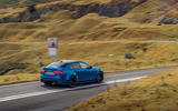 Jaguar XE SV Project 8 Touring 2019 UK first drive review - cornering rear