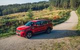 Kia Sorento hybrid 2020 UK first drive review - static