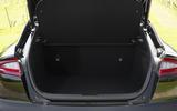 Kia Stinger 2.2 CRDi 2018 UK review boot space
