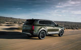Kia Telluride 2019 first drive review - on the road rear