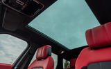 Land Rover Range Rover Sport HST 2019 UK first drive review - sunroof