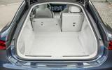 20 Mercedes Benz EQS 2021 UK LHD FD boot