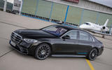 Mercedes-Benz S Class S580e 2020 first drive review - static