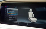 Mercedes-Benz S-Class S500L 2018 long-term review - seat massager