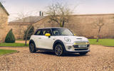 Mini Electric 2020 UK first drive review - static front