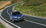 Mitsubishi ASX 2019 first drive review - cornering front