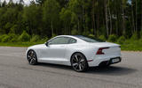 Polestar 1 2019 first drive review - static rear