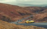 Porsche 911 Carrera 4S 2019 UK first drive review - on the road dales
