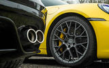 Porsche 911 Carrera 4S - static wheel