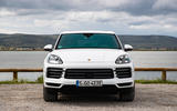 Porsche Cayenne E-Hybrid 2018 review static front