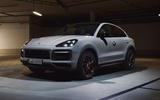 Porsche Cayenne GTS 2020 - static front