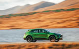 Porsche Macan 2019 first drive review - on the road right