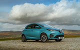 Renault Zoe 2020 UK first drive review - static