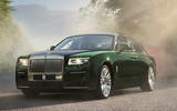 Rolls-Royce Ghost Extended - front