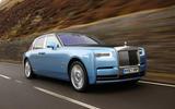 Rolls-Royce Phantom - hero front