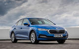 Skoda Octavia hatchback 2020 UK first drive review - static front